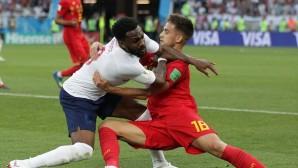 Belçika, FIFA sıralamasında zirvede