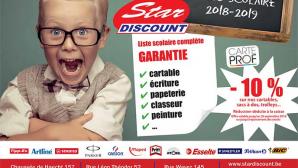 STAR Discount 2018-2019 Eğitim yılına hazır