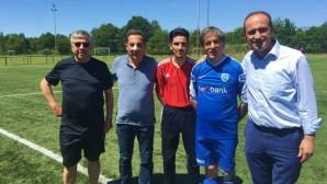 Genk Uluslararası Futbol Turnuvası düzenlendi