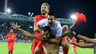 Beşiktaş son anda turu kaptı