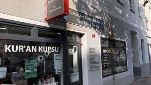 Almanya'nın başkenti Berlin'de Türk derneği kundaklandı