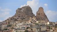 Kapadokya, turist sayısında son üç yılın zirvesinde