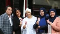 Seçim öncesi vatandaştan Emin Özkara'ya sevgi seli