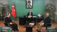 Macar belediyeden Bahçelievler belediyesine davet
