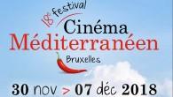 Brüksel Akdeniz Film Festivali'nin 18.si düzenleniyor