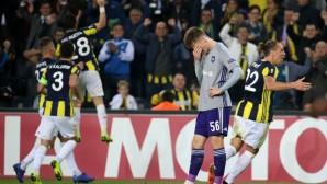 Fenerbahçe, avantaj yakaladı