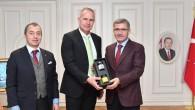 Macaristan'dan Üsküdar Belediye Başkanı'na davet