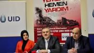 Avrupa'dan Yemen'e insani yardım kampanyası