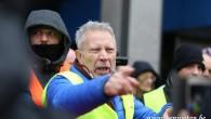 """Belçika'da """"sarı yeleklilerden"""" yol kapatma eylemi"""