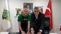 Akhisarspor'a Belçika'dan transfer
