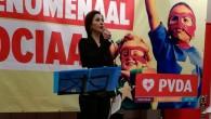 PVDA'nın Federal seçimleri liste başı adayı Ayşe Yiğit
