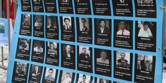 """BM İnsan Hakları Konseyi'ne üye 22 ülkeden Çin'e """"Uygur Türkleri"""" tepkisi"""