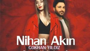 Belçika Nihan Akın'a hayran kaldı