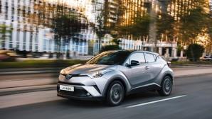 Türkiye'de üretilen Toyota C-HR Hybrid zirvede