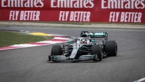 İspanya'da zafer Hamilton'ın