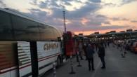 Kapıkule'de turist yoğunluğu
