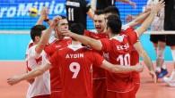 Türkiye CEV Kupası'nda Belçika'yı yendi