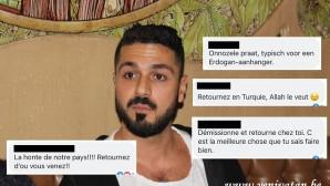 Yusuf Yıldız sosyal medyada ırkçıların hedefi oldu