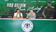 Konyaspor, Alper Uludağ'ı transfer etti