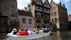 Bruges kenti turist sayısını azaltmak istiyor