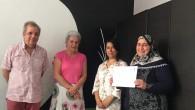 Cultures-Elles derneğinde diploma töreni
