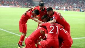 İzlanda'da A Milli Futbol Takımına skandal hareket