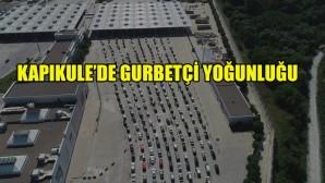 Türkiye gümrüklerinde yoğunluk devam ediyor
