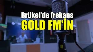 Brüksel'de frekans yine GOLD FM'in