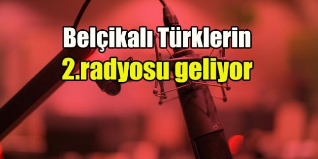 Belçikalı Türklerin yeni radyosu geliyor