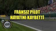 Formula 2'nin Belçika ayağında üzücü kaza