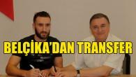 Hatayspor'a Belçika'dan transfer
