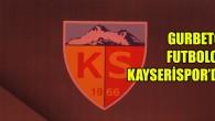 Kayserispor'a gurbetçi futbolcu
