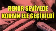 Belçika'da ele geçirilen kokain rekor seviyede
