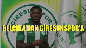 Belçika'dan Giresunspor'a transfer
