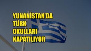 """""""Yunanistan'ın kapattığı Türk azınlık ilkokulu sayısı 65'e ulaştı"""""""
