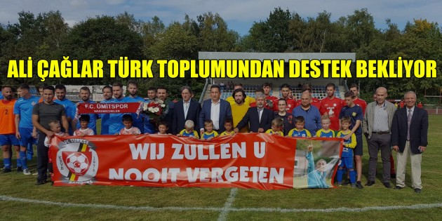 Ali Çağlar, Turkse Rangers'in eski günlerine dönmesini istiyor