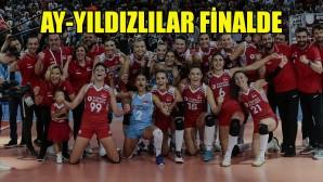 Ay-yıldızlılar finalde Sırbistan'ın rakibi oldu