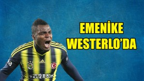 Emenike, Westerlo'da