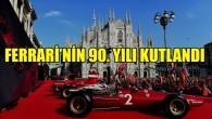 Scuderia Ferrari'nin 90. yılı kutlandı