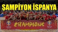 Basketbolda dünya şampiyonu İspanya