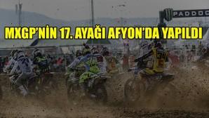 Motokros Şampiyonası'nın 17. ayağı Afyonkarahisar'da gerçekleşti