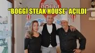 """""""Boggi Steak House"""" kapılarını açtı"""