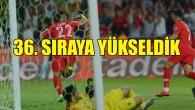Türkiye 36. sıraya yükseldi