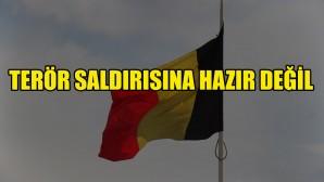 """""""Belçika polisi olası bir terör saldırısına hazır değil"""""""