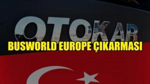 Otokar'dan Busworld Europe çıkarması
