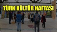 """Hollanda'da """"Türk Kültür Haftası"""" etkinliği başladı"""