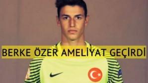 Fenerbahçe'nin Belçika'daki kiralık oyuncusu ameliyat geçirdi