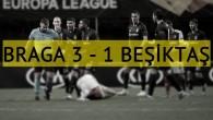 Beşiktaş Portekiz'de kayıp