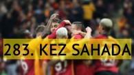 Galatasaray, Avrupa'da 283. kez sahne alıyor