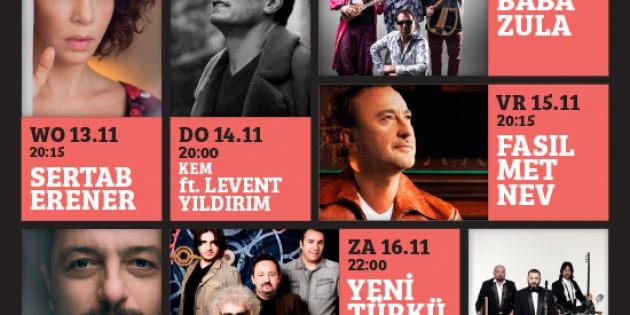 İstanbul Ekspres Festivali başlıyor